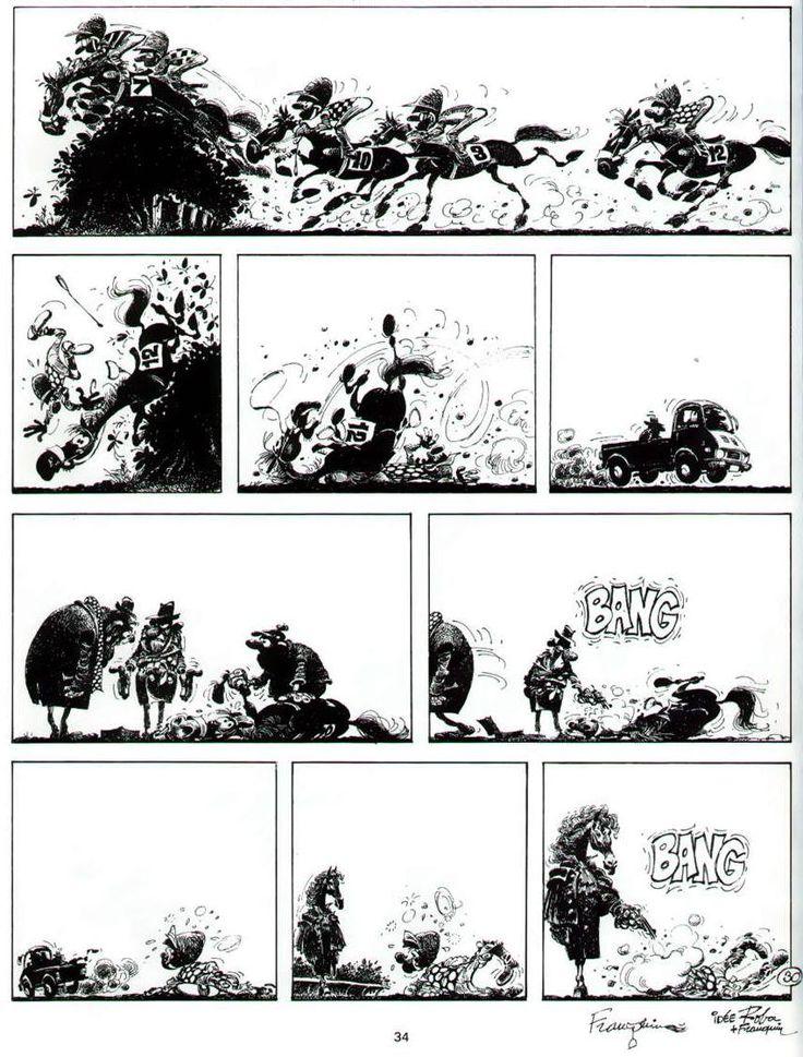 Franquin, Idées Noires