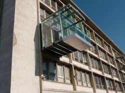 L'INSA Strasbourg a fait plancher ses étudiants sur un balcon
