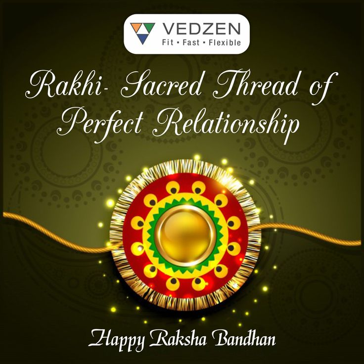 This #RakshaBandhan celebrate the perfect #relationship of #love and sacrifice with your loved ones. #Vedzen https://www.vedzen.com/
