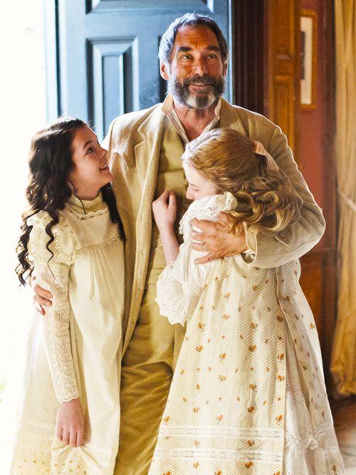 Timothy Dalton as Sir Malcolm Murray - Penny Dreadful