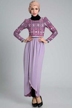 Pinangan Gamis | ikat | ikat dress | gamis ikat