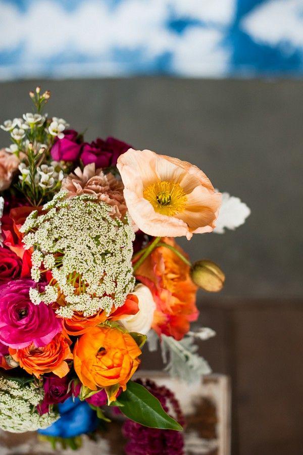 Helle Bunte Hochzeitsblumen Inspiration Pinterest Hochzeit