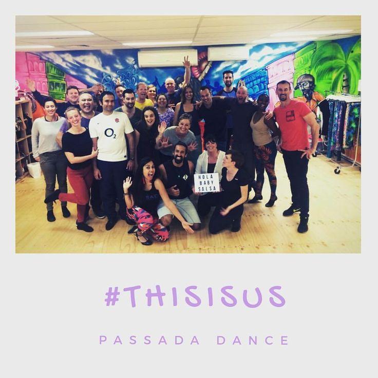 #thisisus HERE at Passada - School of Afro Latin Dance we teach cuban salsa, dominican bachata, kizomba, semba on the Gold Coast, Australia. Dance classes for all level, around a great community !