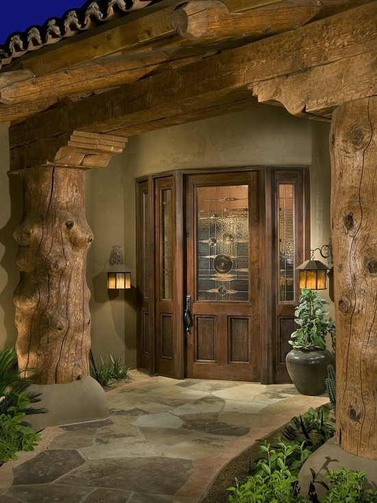 Traditional Exterior Design, Pictures, Remodel, Decor and Ideas - page 25 ~ Gorgeous Southwestern Design