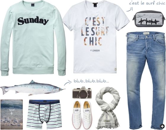 Summer Evening Outfit for Men | www.eb-vloed.nl