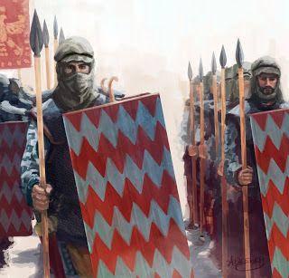 Immortals for Siege Warfare: Greco Persian Wars