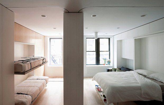 Американский миллионер Грэм Хилл купил две самые крошечные квартиры, которые смог найти в нью-йоркском Сохо, площадью 39 и 32 квадратных метра. С этого начался его новый футурологический проект LifeEdited, то есть «отредактированная жизнь», идеологию которого он теперь проповедует.