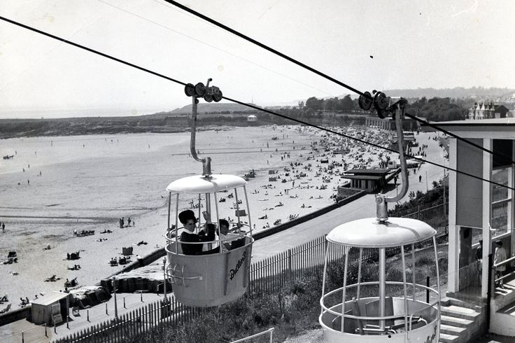 Watch the reels of old film footage which show Barry Island's Butlins camp in its heyday