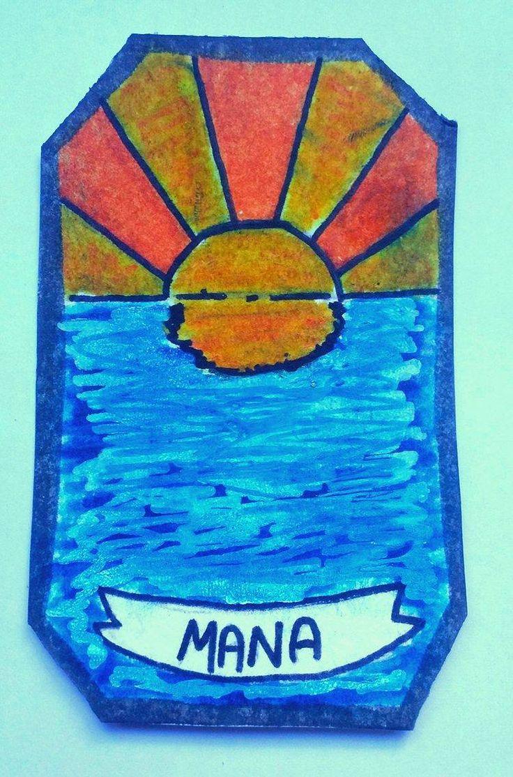 Para os povos nativos havaianos, Mana é um dos 7 princípios Huna, que orientam as ações desses povos.Mana significa poder - não um poder que controla, mas que