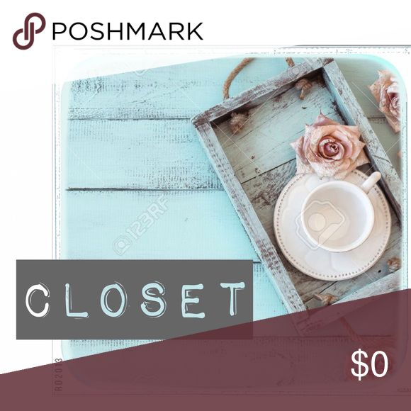 """• Closet • Women's Styles from XS-Plus • New listings coming daily. I'm SO excited you found my closet of goodies!!! It's crazy packed & I'm adding ALL the time!! I strive to bring only awesomeness to my closet at killer prices .... mark a listing & follow me ❤️ Smoke free home with an adorable mini labradoodle """"Bailey"""" 🐶   ✅ I LOVE Reasonable Offers ✅ I LOVE Kind People & New PFFS ✅ I LOVE To Ship SAME Day ✅ I LOVE To Share & Spread Love ✅ I LOVE Jesus 3.16 🚫 No Trades 🚫 No Offline…"""