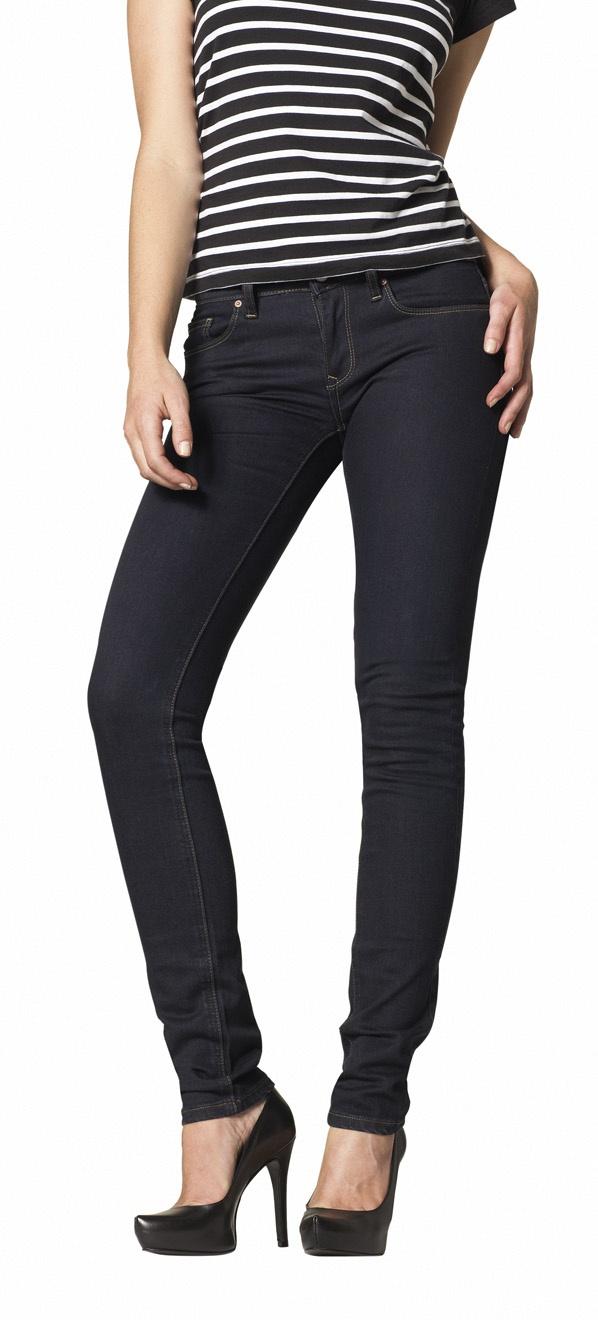 Short Range. Indigo Super Skinny Jeans. a wardrobe must have