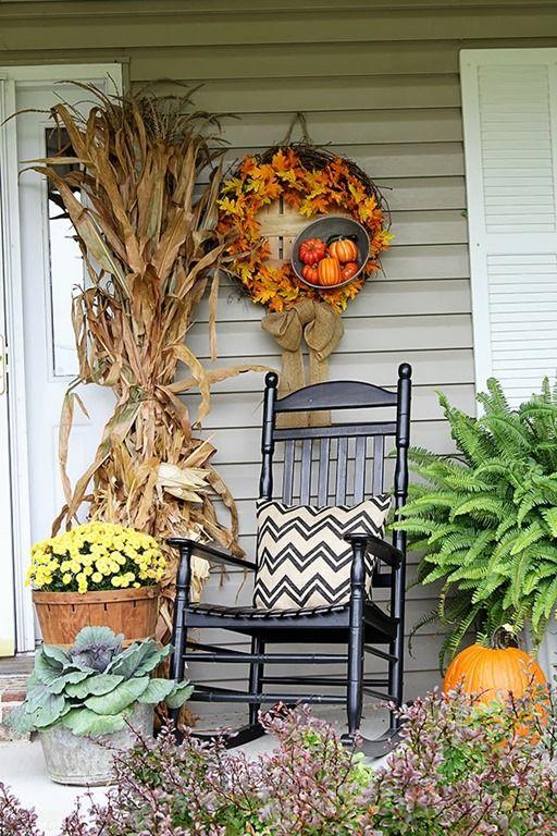 A collection of easy DIY Fall decor ideas!