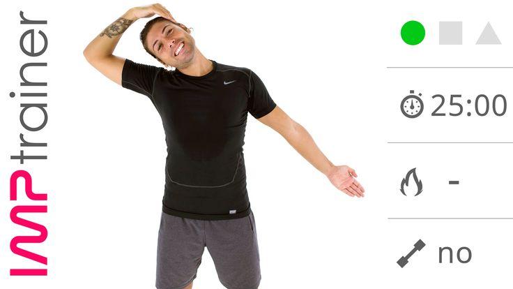Esercizi di Stretching e Allungamento Muscolare (gambe, bacino, braccia,...