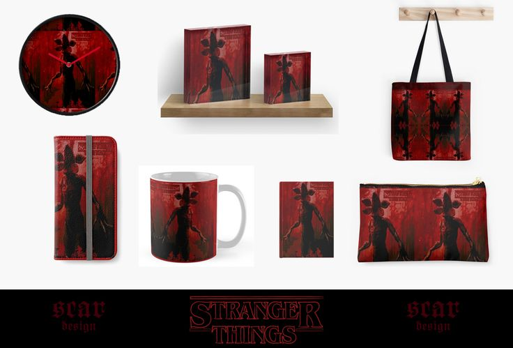 Stranger Things Gifts by Scar Design #stranger_things #strangerthingstotebag #buycoolmug #strangerthingsmug #starngerthingsclock #strangerthingsacrylicblock #acrylicblock #strangerthingsiPhonewallet #iPhonewalle #geek #disappearance #boy #netflix #paranormal #xfiles #x_files_mystery #strange #odd #spooky #supernatural #thriller #sciencefiction #scifi #sci_fi #winona_ryder #scary #monster #cooltshirts #horrorposter #buycoolposters #pop #culture #80s #style #retro