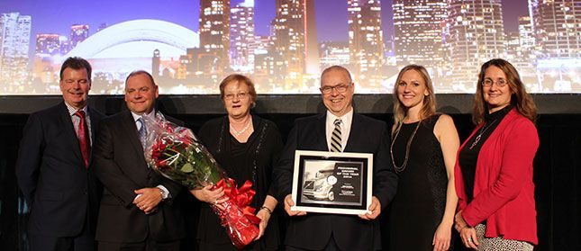 2014 Ontario Truck Driver of the Year: Born to Drive