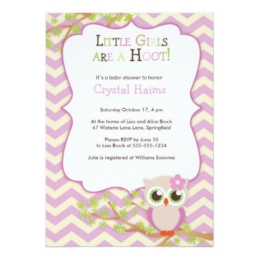 246 best owl baby shower invitations images on pinterest | owl, Baby shower invitations