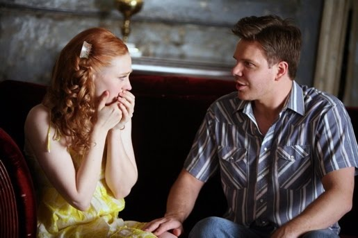 Jessica and Hoyt (True Blood)