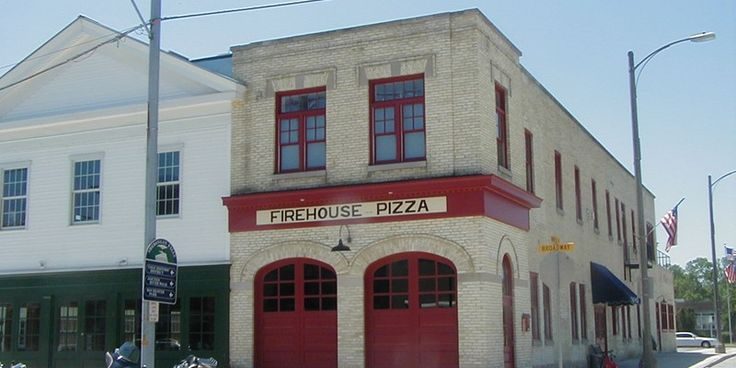 Firehouse Pizza, 109 Maple Street, Sheboygan Falls, WI. Great place, my Sister & Bro-in-Law took me here when I first moved to Sheboygan.