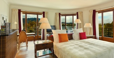 Bellerive au Lac, Steigenberger Hotels & Resorts ****, Zurich, Switzerland