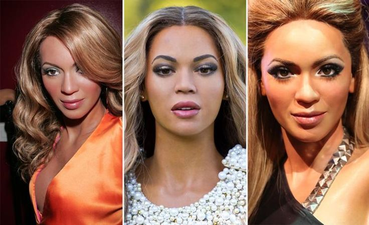 Beyoncé wax figure updated at Madame Tussauds after backlash: #beyonce