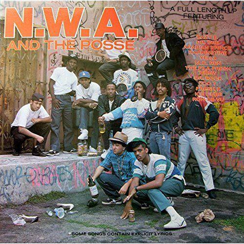 N.W.A - N.W.A. & The Posse