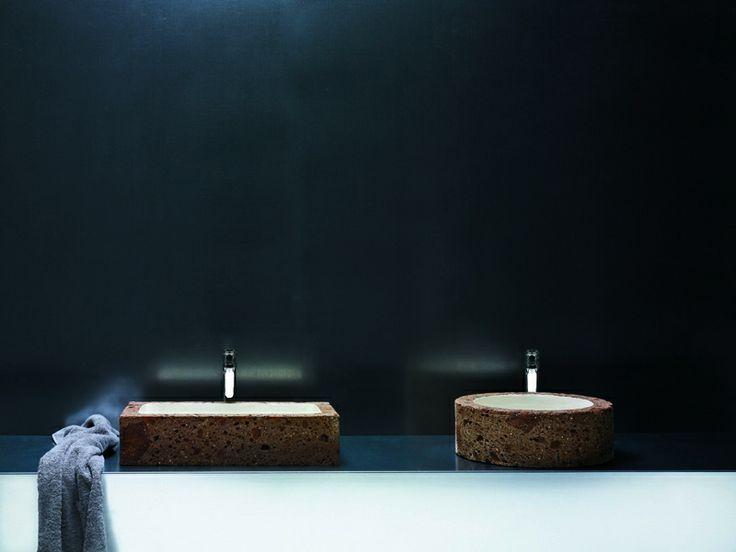 Civita - Ceramic Washbasins entirely handmade | Azzurra Ceramica S.p.A.