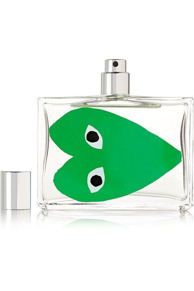 Comme des Garcons Parfums - Play Green Eau De Toilette - Mint & Lime, 100ml - Colorless