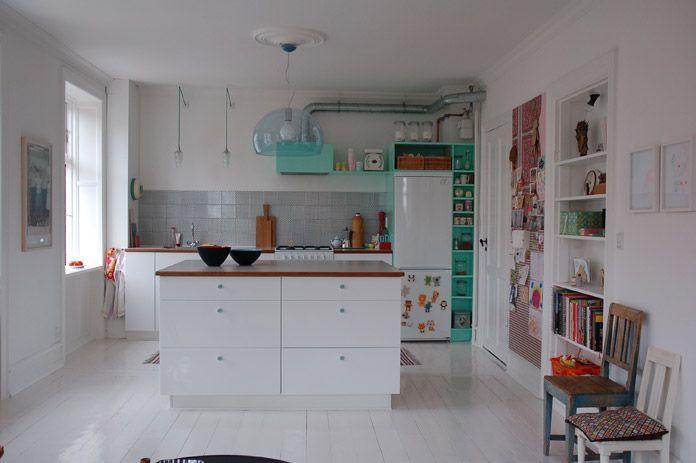 Stue/køkken #2