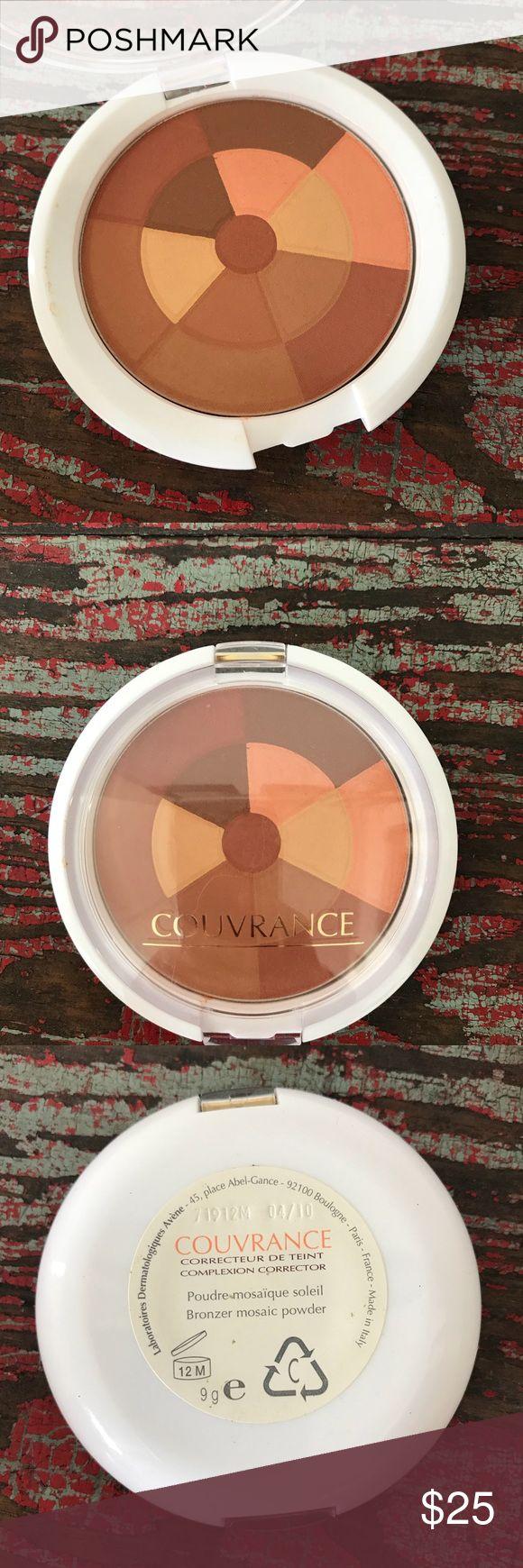 Avene Couvrance Bronzer Mosiac Powder 9g New Avene Couvrance Complexion Corrector Bronzer Mosiac Powder. 9 grams Avene Makeup Bronzer