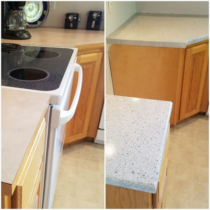 Replacing Kitchen Cabinets On A Budget: 1000+ Ideas About Refinish Countertops On Pinterest