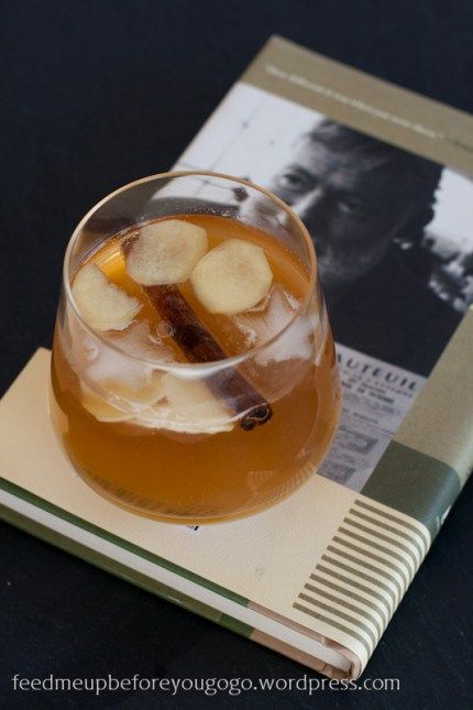 Apple and ginger whiskey Hemingway_Drink-2