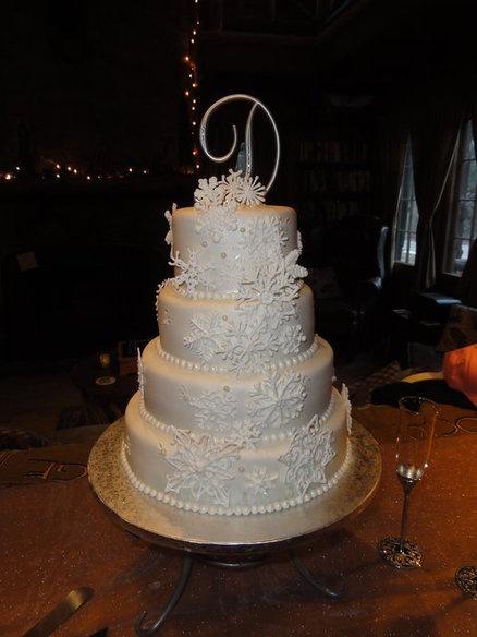 D Wedding Cakes