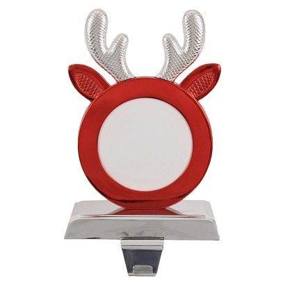 Picture Frame Deer Stocking Holder; $10 @ Target | Pet ...