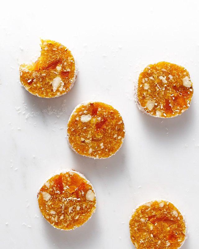 Lunchbox idea - Gluten Free Apricot Delight | Lush Loves