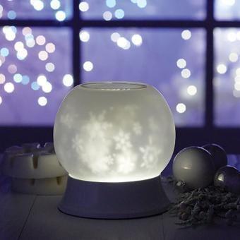 Snow Globe Melt Warmer