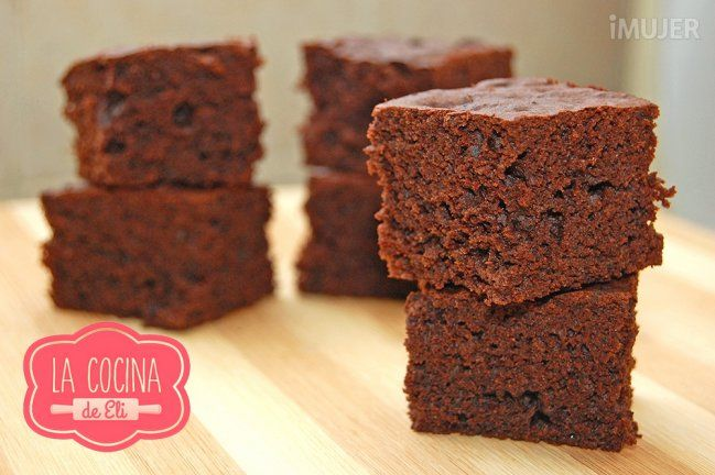 Cómo hacer brownies rápidos con cacao - IMujer