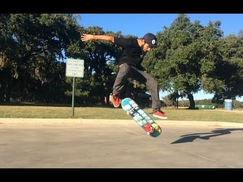How to Nollie Flip - The EASIEST Way