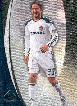 2011 Upper Deck SP Game Used Edition Soccer #23 David Beckham Los Angeles Galaxy MLS Trading Card by SP Game Used. $12.00. 2011 Upper Deck Co. trading card in near mint/mint condition, authenticated by UpperDeck