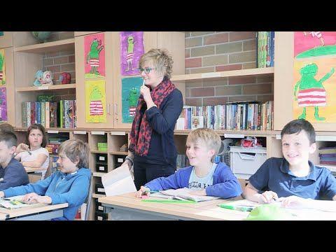 TV.Klasse - Hulp bij het M-decreet. Wie ondersteunt scholen?