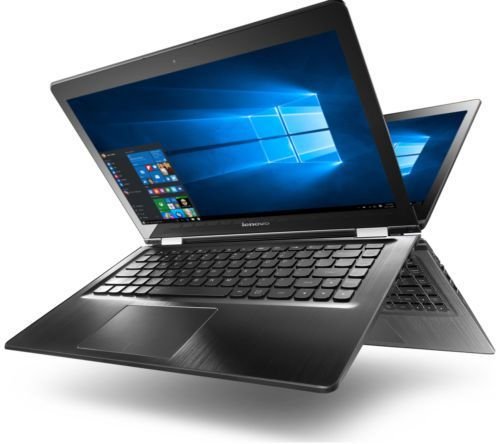 LENOVO-YOGA-500-14-2-in-1-Black-Windows-10-Laptop-and-tablet-functionality