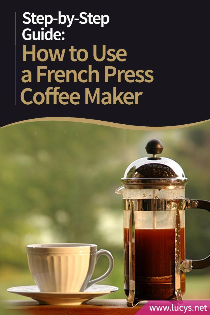 Bed bath beyond french press - How To Use A French Press Coffee Maker Like A Pro