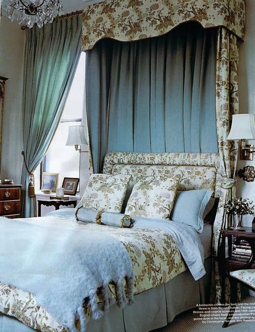 Bed and Window Curtains ~ Curtains Design Needs