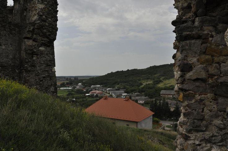 Veľký Kamenec - hrad | Terra Incognita