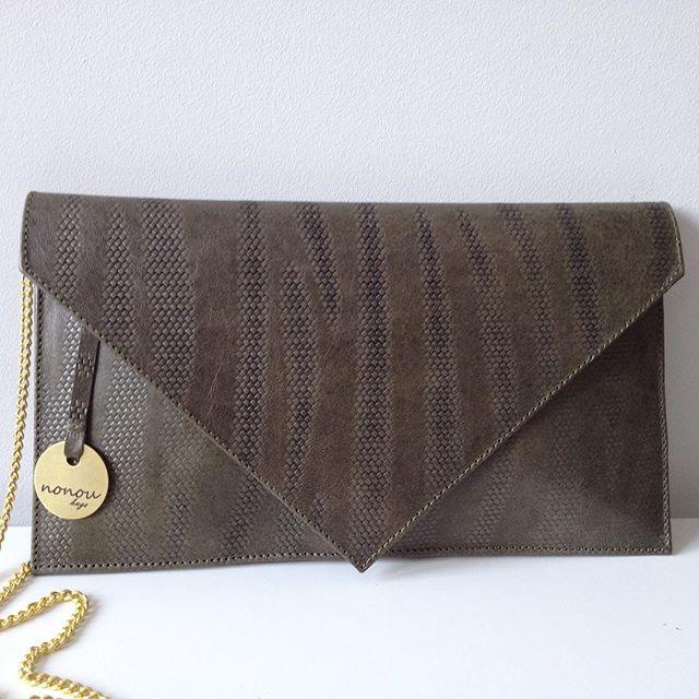Już teraz możecie od ręki kupić niektóre z naszych projektów na @mybaze  https://www.mybaze.com/pl/nonou #nonou #bags #leather #zaprojektujtorebkę #new #grace #hot #style #cute #letter