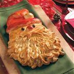 Golden Santa Bread Recipe | Taste of Home