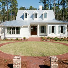 Palmetto Bluff Hunting Lodge Road Home - traditional - exterior - charleston - Shoreline Construction and Development