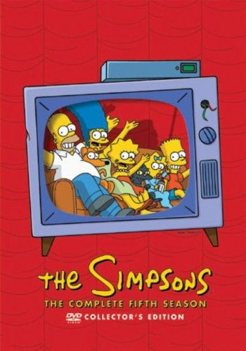 The Simpsons: Season 5 DVD  Dave needs any seasons 5 and up