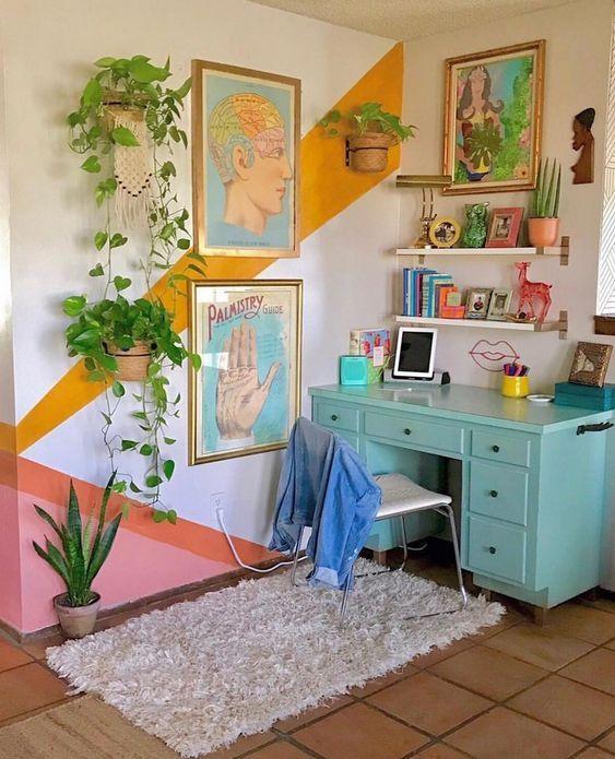#HomeDecor #MustTryBoHoChicBedRoomDecor #BohoChicHomeDecor ... on Room Decor Paredes Aesthetic id=35749