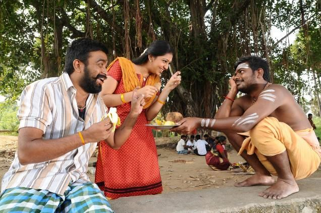 Lakshmi Menon and Sasi Kumar in Kutti Puli Movie