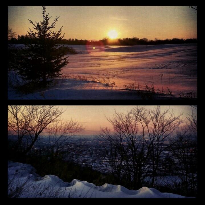 Sunset #Hamilton #Binbrook #StoneyCreek